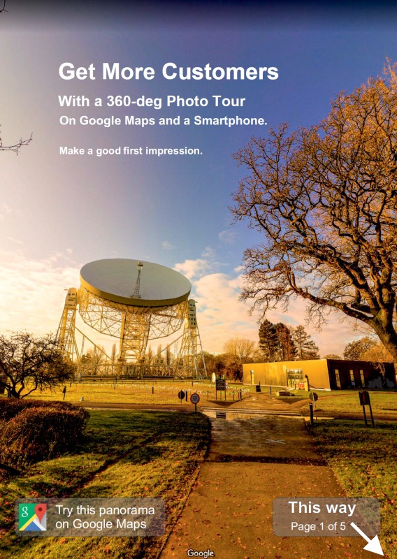 360 tour guide