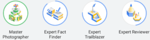 Badges from Google Maps