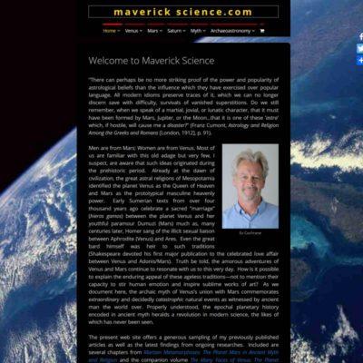 Maverick Science website